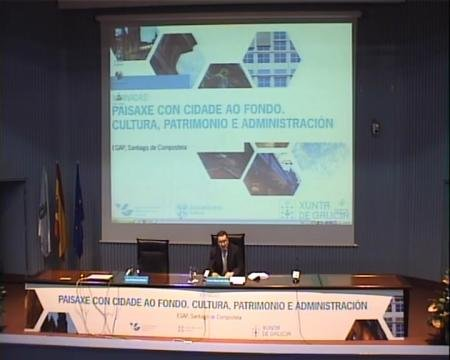 Francisco Miguel Castro Allegue, subdirector xeral de Centros, Consellería de Educación e Ordenación Universitaria